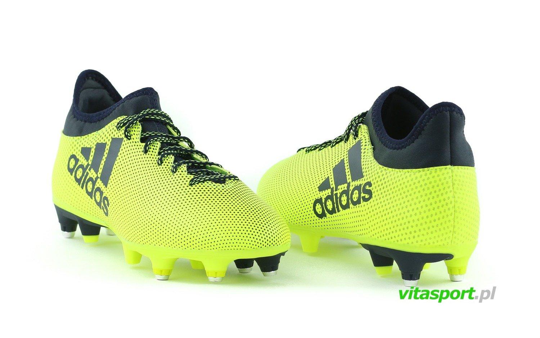 buty ADIDAS X 17.3 SG S82386   Buty  Poziom zaawansowania