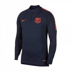 bd59acb1d ... bluza Nike FC Barcelona Dry Squad Drill 943159-452 Kliknij, aby  powiększyć